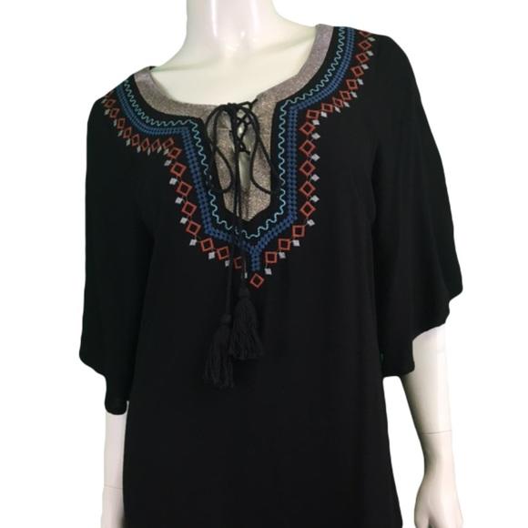 Flying Tomato Dresses & Skirts - NWT Flying Tomato Black Dress (1045)